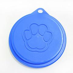 고양이 강아지 그릇&물병 애완동물 그릇 & 수유 휴대용 랜덤 색상