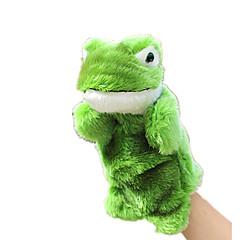 Puppen Fingerpuppe Spielzeuge Rabbit Frosch Tiere Baby Stücke