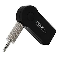 お買い得  ヘッドセット、ヘッドホン-edup ep-b3511カーミュージックレシーバーワイヤレスオーディオビデオアダプターブルートゥース4.1 3.5mmオーディオコネクター