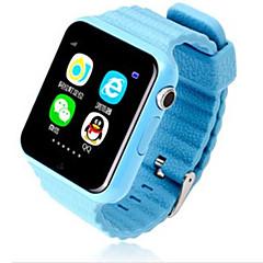 voordelige Smartwatches-Kids 'Watches Waterbestendig Lange stand-by Stappentellers Video Sportief Camera Afstandsmeting Informatie Anti-verloren APP Control GPS
