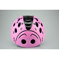 Bike Helmet Certification Cycling N/A Vents Adjustable Fit Ultra Light (UL) Sports Kid's EPS Mountain Cycling Road Cycling Recreational