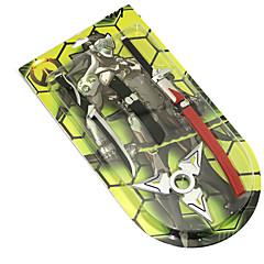 Mai multe accesorii Fidget Spinner Inspirat de Overwatch Ao Anime Accesorii Cosplay Metalic