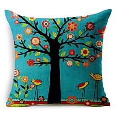1 szt Cotton / Linen Poszewka na poduszkę Pokrywa Pillow