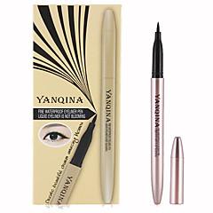 1db vízálló fekete eyeliner folyadék teszik ki szépség szemgolyó ceruza kiváló minőségű