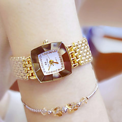 Women's Dress Watch Fashion Watch Wrist watch Unique Creative Watch Casual Watch Chinese Quartz Water Resistant / Water Proof Stainless