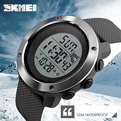 Herre Sportsur Militærur Kjoleur Smartur Modeur Armbåndsur Unik Creative Watch Digital Watch Kinesisk Quartz Digital Kalender Kronograf