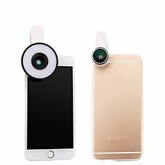halpa Viikon tarjoukset-Kameran linssi Lense Smartphone iPhone 6 S2 I9100 S3 I9300 iPhone 5/5S iPhone 5C iPhone 6 Plus