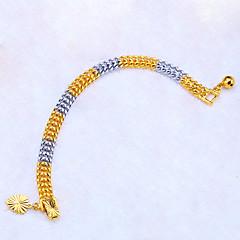 preiswerte Armbänder-Herrn Damen Ketten- & Glieder-Armbänder - Tier Retro, Natur, Modisch Armbänder Gold Für Weihnachten Geburtstag Neues Baby