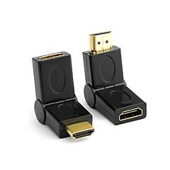 HDMI 1.4 Adapter, HDMI 1.4 to HDMI 1.4 Adapter Męski-Żeński