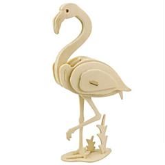 ieftine -Puzzle 3D Puzzle Modele de Lemn Animal 3D Reparații Lemn Lemn natural Pentru copii Unisex Cadou