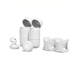 TWS-X11 Wireless Mini Binaural Stereo Bluetooth Headset Unique Android Apple Mobile Phone Charging Bin Capsule