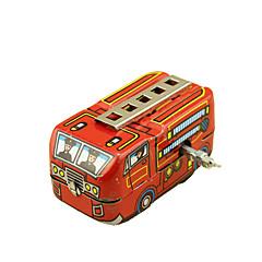 tanie -Samochodziki do zabawy Zabawka nakręcana Wóz strażacki Zabawki Retro Samochód Kute żelazo Sztuk Nie określony Prezent