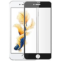 Недорогие Защитные пленки для iPhone 7-Защитная плёнка для экрана Apple для iPhone 7 Закаленное стекло 1 ед. Защитная пленка на всё устройство Против отпечатков пальцев Защита