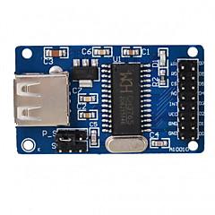olcso Modulok-Ch376s flash meghajtó olvasás írás kommunikációs modul