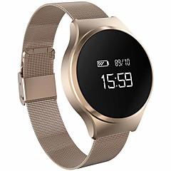 Χαμηλού Κόστους Έξυπνα ρολόγια-Έξυπνο βραχιόλι YYA68 for iOS / Android Οθόνη Αφής / Συσκευή Παρακολούθησης Καρδιακού Παλμού / Ανθεκτικό στο Νερό Pulse Tracker /