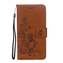 Недорогие Чехлы и кейсы для Huawei серии Y-Чехол для huawei p10 p10 lite чехол для крышки бабочка для девочки шаблон рельефный глянцевый материал для карточек с футляром для стентов