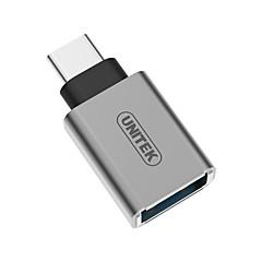 Unitek USB 3.0 Tip C Adaptor, USB 3.0 Tip C to USB 3.0 Adaptor Bărbați-Damă