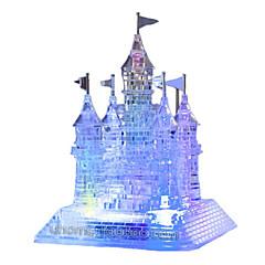 abordables Puzzles 3D-Puzzles 3D / Puzzle / Puzzles de Cristal Perros / Torre / Caballo Plásticos / Hierro Unisex Regalo