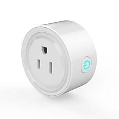 billige Smart-teknologi-waza smart plug (us) mini-stikkontakt kompatibel med Amazon Alexa og Google-assistent, Wi-Fi-aktiveret fjernbetjening smart socket med timerfunktion, ingen hub påkrævet