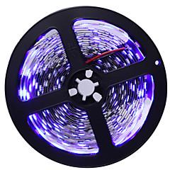 olcso -72W LED-es szalagfények 6950-7150 lm DC12 V 5 m 300 led Meleg fehér Fehér Kék