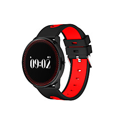 voordelige Smartwatches-Smart Armband Hartslagmeter Waterbestendig Verbrande calorieën Stappentellers Logboek Oefeningen Afstandsmeting Camerabediening