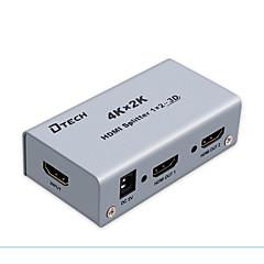HDMI 2.0 Splitter, HDMI 2.0 to HDMI 2.0 Splitter Vrouwelijk - Vrouwelijk 4K*2K