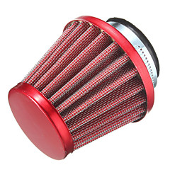 cheap Exhaust Systems-44MM Modified Air Filter For Off Road Motorcycle Dirt Pit Bike ATV 140 150 200 250cc