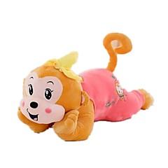 Plüschtiere Puppen Gefüllte Kissen Spielzeuge Affe Unisex Stücke