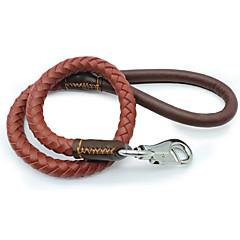 お買い得  犬用首輪/リード/ハーネス-リード 携帯用 安全用具 ソリッド