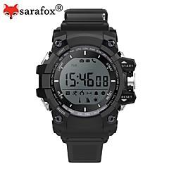 Męskie Unikalne Kreatywne Watch Zegarek cyfrowy Sportowy Wojskowy Do sukni/garnituru Inteligentny zegarek Modny Zegarek na nadgarstek
