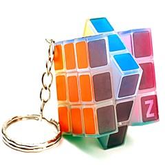 abordables Cubes Magiques-Rubik's Cube 3*3*3 Cube de Vitesse  Eclairage LED Cubes Magiques Casse-tête Cube Brillant Éclairage Phosphorescent Cadeau Enfant Adulte