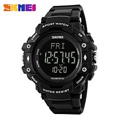 voordelige Dameshorloges-Heren Sporthorloge Militair horloge Dress horloge Skeleton horloge Smart horloge Modieus horloge Polshorloge Unieke creatieve horloge