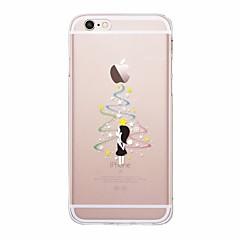 preiswerte iPhone 7 Hüllen-Fall für iphone 7 6 Karikatur tpu weiche ultradünne rückseitige Abdeckungsfallabdeckung iphone 7 plus 6 6s plus se 5s 5 5c 4s 4