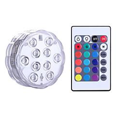 ywxlight® decoración de noche luz 1w usb cambio de color dc 5v