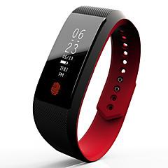 billige Elegante ure-Smart armbåndVandafvisende Lang Standby Brændte kalorier Skridttællere Træningslog Sport Pulsmåler Touch Screen Distance Måling