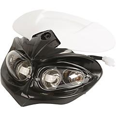 Недорогие Фары для мотоциклов-Мотоцикл Лампы 10~25W W 750lm lm 4 Налобный фонарь ForМотоциклы