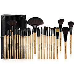 32pcs Brush Sets Overige / Nylonkwast / Synthetisch haar Beperkt bacterieën Gezicht / Lip / Oog MAKE-UP FOR YOU
