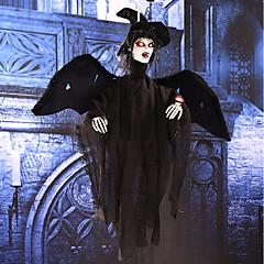 Halloween lógó szellemek halloween horror kellékek dekoráció elemek hang ellenőrzés fotoreceptor szeme flash szeme villogni