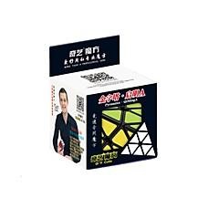 お買い得  マジックキューブ-ルービックキューブ QI YI Warrior ピラミンクス スムーズなスピードキューブ マジックキューブ パズルキューブ 三角形 ギフト