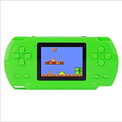 Elektronica nieuw warm kind spelmachine kleurenscherm handheld meer 400 spelletjes consoles handheld puzzel kind cadeau speelgoed handheld