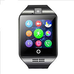 billige Elegante ure-SmarturBrændte kalorier Skridttællere Træningslog Sport Kamera APP kontrol FM-radio Information Handsfree opkald Beskedkontrol
