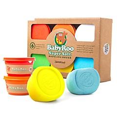 Kit de Bricolaje Gelatina para Modelar Jugar Dough, Plasticine & Putty Juguetes Pintura Clásico Vacaciones Nuevo diseño Piezas