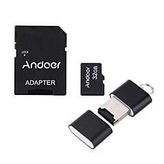 voordelige Micro SD-kaart-Andoer 32Gb Micro SD Card TF Card geheugenkaart Class10