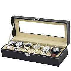 cheap -Watch Boxes leather Watch Accessories 30*11*8 0.75