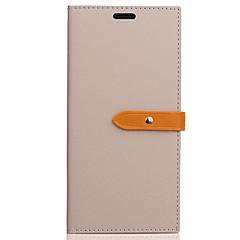 для чехлов держатель карточки с подставкой флип полный корпус корпус сплошной цвет твердый кожа pu для xiaomi xiaomi redmi примечание 4x