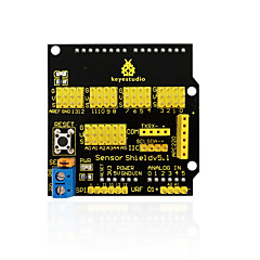お買い得  マザーボード-keyestudioセンサーシールド/拡張ボードv5 arduino用