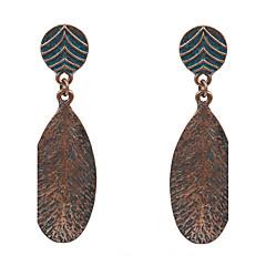 preiswerte Ohrringe-Damen Tropfen-Ohrringe - Rockig Regenbogen Für Geburtstag / Zeremonie