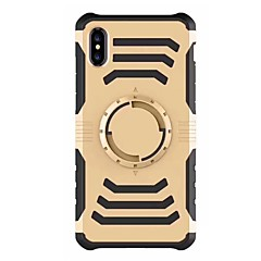Назначение iPhone X iPhone 8 Чехлы панели Защита от удара Задняя крышка Кейс для броня Твердый PC для Apple iPhone X iPhone 8 Plus iPhone