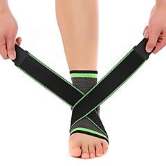 hesapli -Nakolannik Uyluk Destek için Bisiklete biniciliği Yürüyüş Koşma Jogging Jimnastik Uniseks Ayarlanabilir Elastik Sol veya sağ ayak bileği