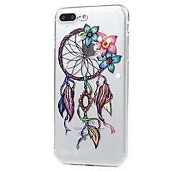 Назначение iPhone X iPhone 8 Чехлы панели С узором Задняя крышка Кейс для Ловец снов Мягкий Термопластик для Apple iPhone X iPhone 8 Plus